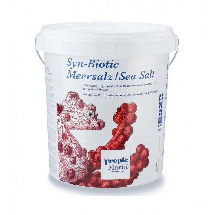 Соль Tropic Marin Syn-Biotic Sea Salt 25кг (ведро)